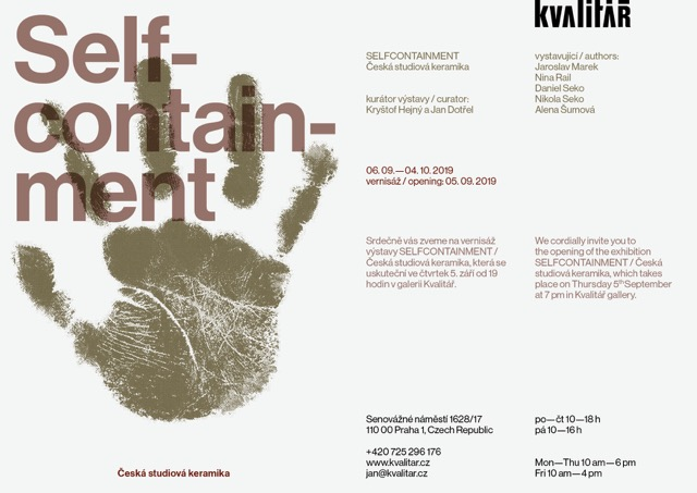 Kvalitar – Selfcontainment – pozvanka WEB